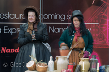Gloucester Quays Victorian Christmas Market 2013 Local Businesses