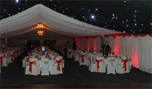 Gloucestershire Wedding & Parties Marquee & Tent Hire - Marquee Hire UK