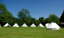 Gloucestershire Wedding & Parties Marquee & Tent Hire - The Canvas Cottage Company