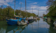 Gloucestershire Places to Visit Outdoor - Lydney Harbour