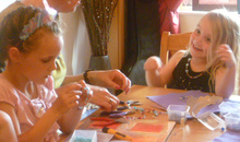 Gloucestershire Leisure Craft Activities - Jumangillou Jewellery Making