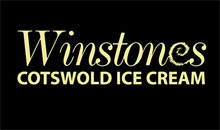Gloucestershire Shopping Food & Drink - Winstones Cotswold Ice Cream