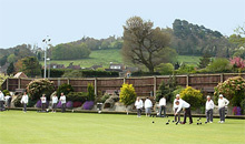 Gloucestershire Leisure Bowls - Churchdown Bowls Club