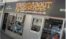 Gloucestershire Shopping Music Shops - Aroundabout Sound