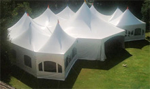 Gloucestershire Wedding & Parties Marquee & Tent Hire - Space Intense