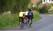 Gloucestershire Leisure Cycling Clubs - Cheltenham Cycle Touring Club