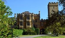 Gloucestershire Wedding & Parties Wedding Venues - Sudeley Castle
