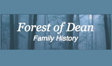 Gloucestershire Information Family & Local History - Forest of Dean Family History
