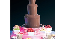 Gloucestershire Wedding & Parties Chocolate Fountains - Chocolate Fountains R Us