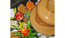 Gloucestershire Wedding & Parties Chocolate Fountains - Cotswold Chocolate Fountains