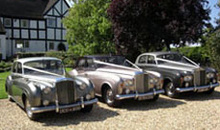 Gloucestershire Wedding & Parties Wedding Cars & Transport - Barrington Chauffeur Services