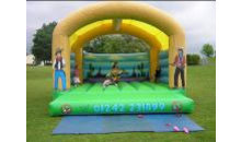Gloucestershire Wedding & Parties Bouncy Castle Hire - Pete White Leisure