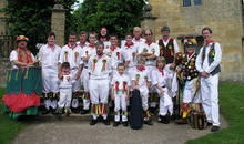 Gloucestershire Leisure Dance Classes - Chipping Campden Morris Men
