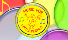Gloucestershire Leisure Preschool Activities - Music for Little People