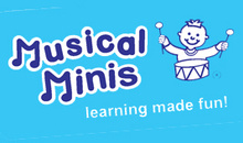 Gloucestershire Leisure Preschool Activities - Musical Minis