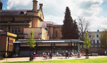 Gloucestershire Going Out Cafes, Coffee & Tea Shops - Imperial Garden Bar