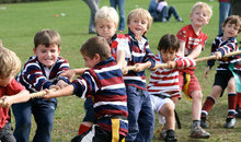 Gloucestershire Leisure Rugby - Cheltenham Tag Rugby