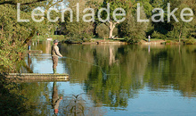 Gloucestershire Leisure Fishing & Angling Clubs - Lechlade and Bushyleaze Trout Fisheries