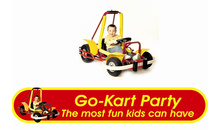 Gloucestershire Wedding & Parties Party - Action - Go-Kart Party Gloucestershire