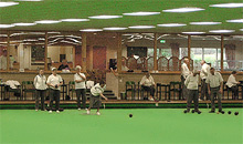 Gloucestershire Leisure Bowls - Mid Glos Indoor Bowling Club