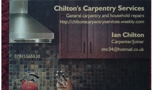 Gloucestershire Services Skilled Trades - Chilton's Carpentry Services