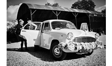 Gloucestershire Wedding & Parties Wedding Cars & Transport - Kushi Cars