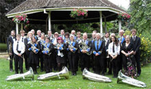 Gloucestershire Leisure Music & Singing - Cheltenham Silver Band
