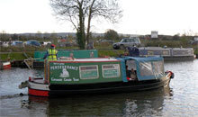 Gloucestershire Wedding & Parties Hall Hire - Canal Trips from Saul Junction