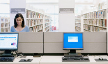 Gloucestershire Information Libraries - Newnham Library