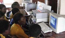 Gloucestershire Information Recycling - IT Schools Africa