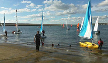 Gloucestershire Leisure Water Sports - Whitefriars Sailing Club