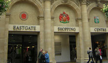 Gloucestershire Shopping Shopping Centres & Markets - Eastgate Shopping Centre