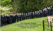 Gloucestershire Leisure Music & Singing - The Cappella Singers