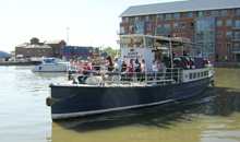 Gloucestershire Places to Visit Outdoor - Gloucester Canal Cruise