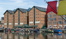 Gloucestershire Places to Visit Outdoor - Gloucester Docks
