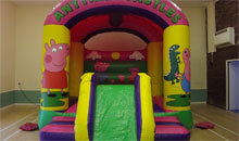 Gloucestershire Wedding & Parties Bouncy Castle Hire - Anytime Castles
