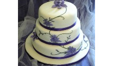 Gloucestershire Wedding & Parties Cake Makers - Scrumptious Cakes