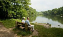 Gloucestershire Places to Visit Outdoor - Cannop Ponds
