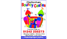 Gloucestershire Wedding & Parties Bouncy Castle Hire - Cheltenham Bouncy Castles