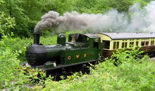 Gloucestershire Places to Visit Family Attractions - Dean Forest Railway