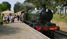 Gloucestershire Places to Visit Family Attractions - Gloucestershire Warwickshire Railway