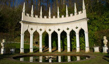 Gloucestershire Wedding & Parties Wedding Venues - Painswick Rococo Garden