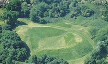 Gloucestershire Places to Visit Historic - Cirencester Amphitheatre
