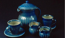 Gloucestershire Shopping Gifts - Conderton Pottery - Toff Milway