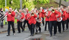 Gloucestershire Leisure Music & Singing - Wotton & District Silver Band