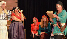 Gloucestershire Leisure Drama Lessons & Groups - Manor Players of Tewkesbury