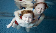 Gloucestershire Leisure Preschool Activities - Aqua Tots Swimming