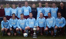 Gloucestershire Leisure Football Clubs - Barnwood United AFC