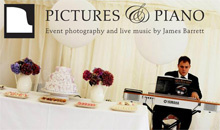 Gloucestershire Wedding & Parties Wedding Photographers - Pictures and Piano
