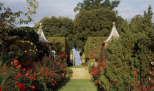 Gloucestershire Places to Visit Gardens & Aboretums - Hidcote Manor Garden